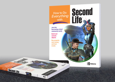How to Do Everything with Second Life Book Cover