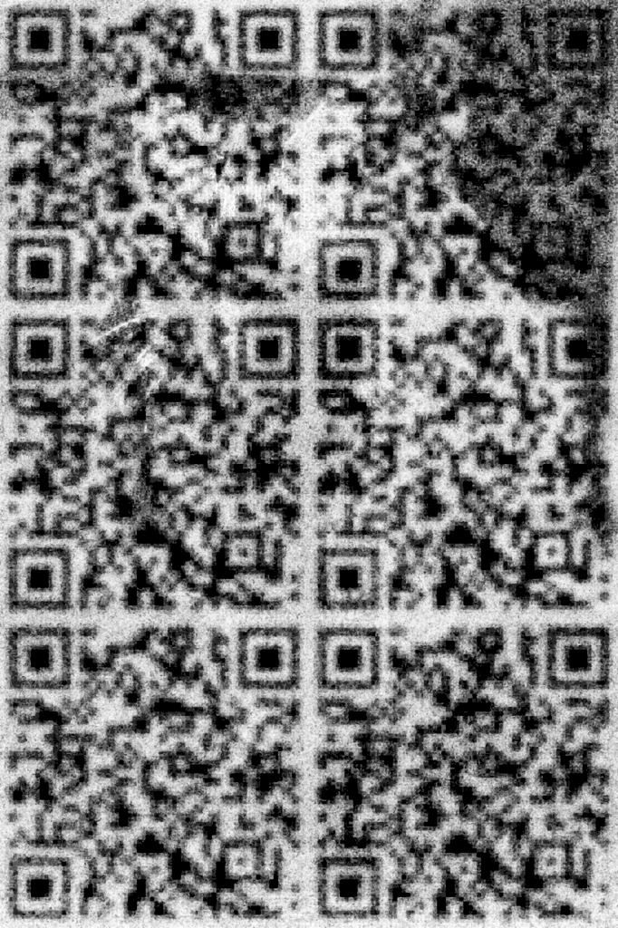 Enhanced QR code